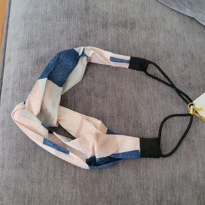 Headband from Headbands of Hope and book